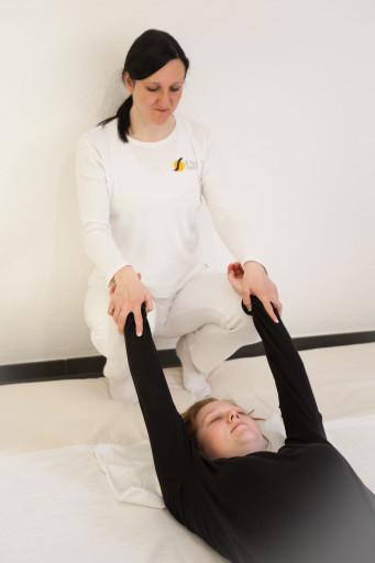 Shiatsu-Therapie